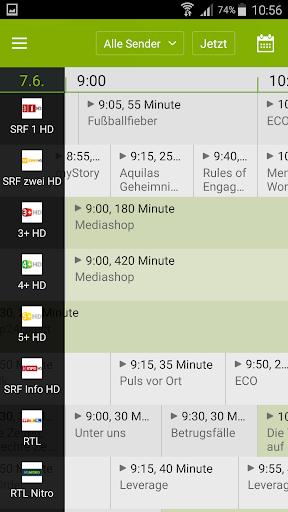 green TV 3.5.33.1-release screenshots 2