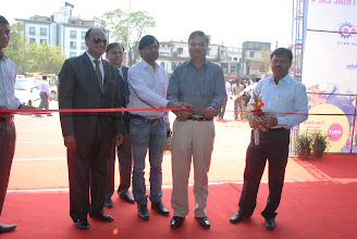Photo: Joint Sales Tax Commisinor Shree Ranjan Kumar Sinha Inaugurate IndExpo-1, Jamshedpur