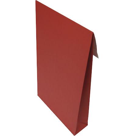Presentpåse 140x220mm      röd
