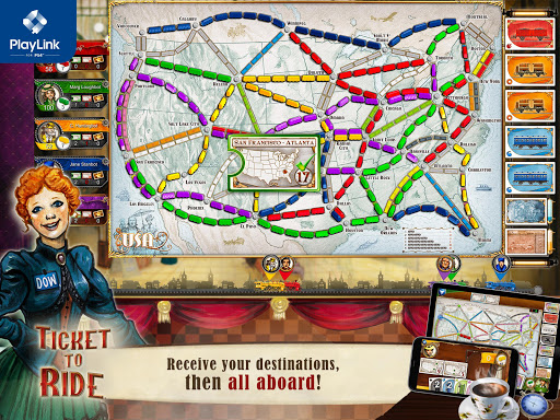 Ticket to Ride for PlayLink 2.5.10-5847-64a9d8c2 screenshots 7