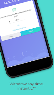 Easyplan Saving App: Set goals, Withdraw instantly Apk Download for Android 4
