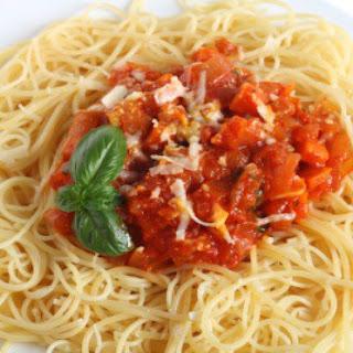 Olive Garden Cappellini Pomodoro