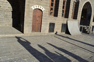 Photo: At Ahmet Cemil Pasha Mansion in Amed