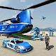 US Police Transform Robot Car Plane Transport Game (game)
