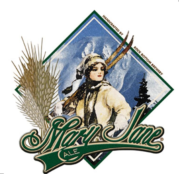 Logo of Rock Bottom La Jolla Mary Jane IPA
