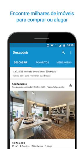 Screenshot for VivaReal - Imóveis para Aluguel ou Compra in Hong Kong Play Store