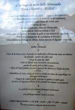 Photo: Adult menu