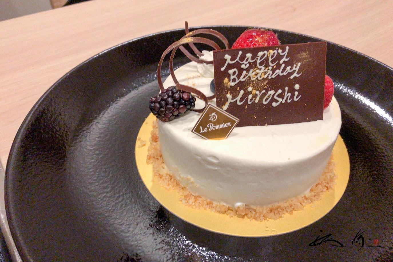 Happy Birthday Hiroshi ♬