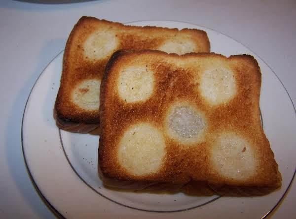 Bonnie Welch's 5 Pat Toast