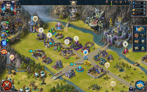 CITADELS ud83cudff0  Medieval War Strategy with PVP screenshots 24