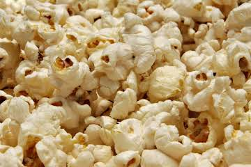 popcorn with an accent