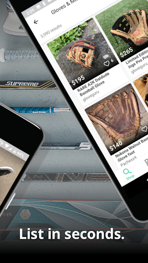 SidelineSwap: Buy and Sell Sports Equipment 1.6.5 Apk for Android 2