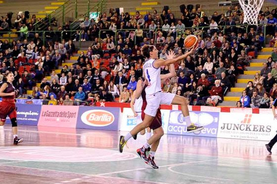 Basket - Nazionale Femminile - Italia-Albania 121-38 (Bestagno 1)