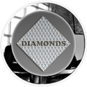 Diamonds Round Icon Pack icon