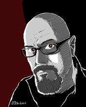Photo: Not Quite 365 366 Avatars Project 2012 Here's horror writer +Bracken MacLeod. I like horror. If you also like horror, go read his stuff. It is horror-tastic!