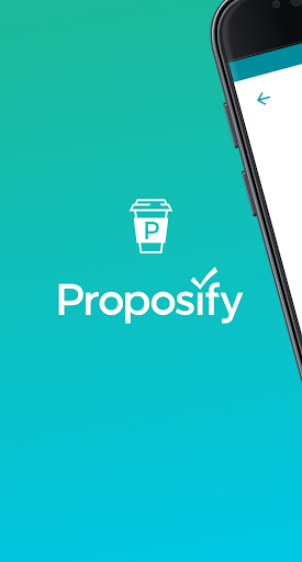 Proposify Business app for Android Preview 1