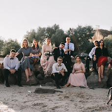 Wedding photographer Yulya Kulek (uliakulek). Photo of 24.11.2018