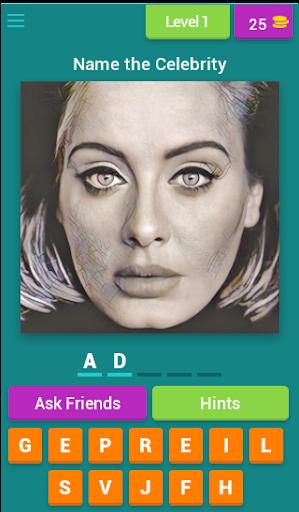 Name the Celebrity Quiz