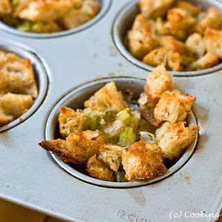 Herb Stuffing Muffins