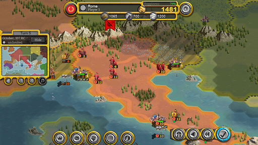 Demise of Nations apkslow screenshots 9