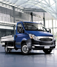 Photo: Iveco new Daily 2012 Chasis / Nueva Iveco Daily 2012 Chasis Cabina