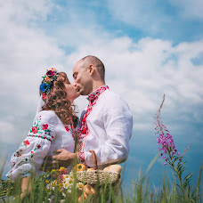 Wedding photographer Andrey Urusov (urus90). Photo of 07.06.2016