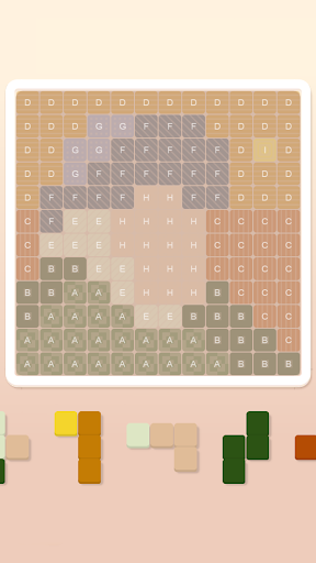 Jigsaw puzzle with pixel art : Pixaw screenshots 2