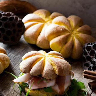Pumpkin Bread Rolls.