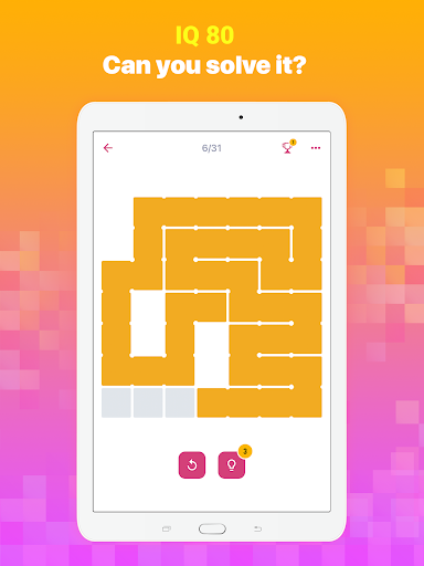 FILL IN  u2013 Connect the Blocks With One Line 1.0.0 screenshots 7