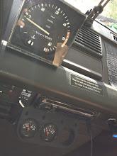 Photo: New gauges