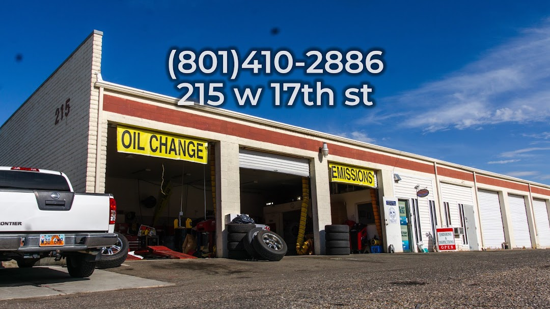 Santino Emissions Auto Repair Shop In Ogden Emissions Testing In