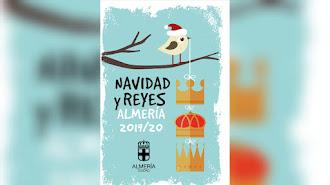 Imagen del Programa de Navidad y Reyes 2019/20 del Ayuntamiento de Almería.