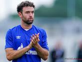 Dries Wouters komt voorlopig nauwelijks aan spelen toe bij nieuwe club