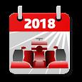Racing Calendar 2018 (No Ads)