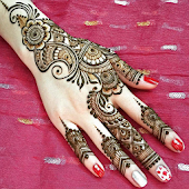 Latest Mehndi Designs 2018 Eid