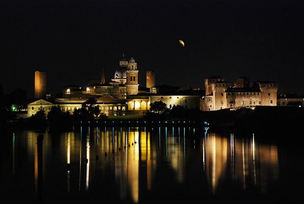 Magia notturna  di Mantova di BASTET-Clara