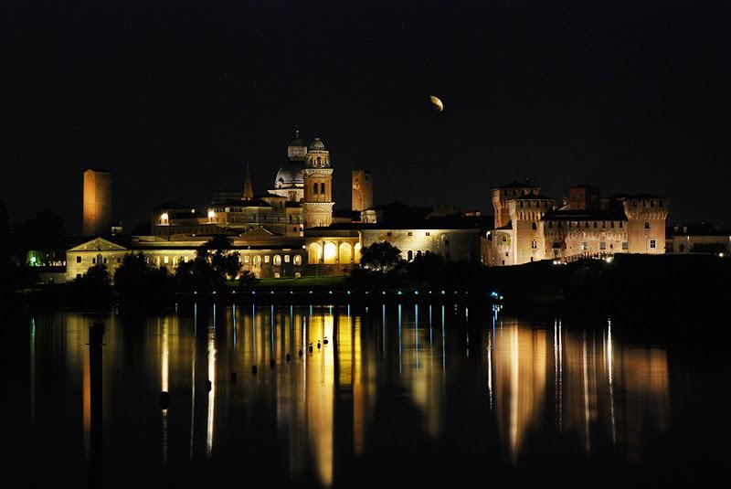 Magia notturna  di Mantova di Clara
