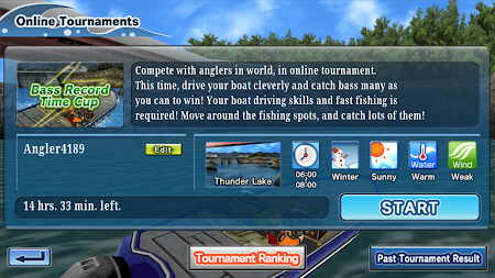Bass Fishing 3D Free 2.3.5 screenshot 33415