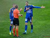 """🎥 Ook ploegmaats nemen rode kaart Vukotic niet in dank af: """"Wou hem kopstoot geven"""""""