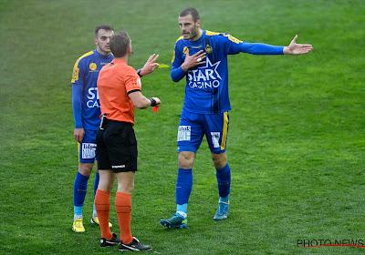 Waasland-Beveren terminera la saison sans Aleksandar Vukotic