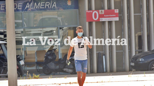 Los jugadores del Almería pasan la tercera ronda de los test de la Liga