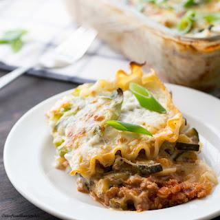 Soy Lasagna Recipes