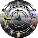 Knight Circles watch face icon