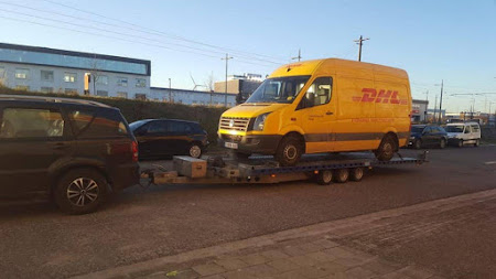 Transport camionette