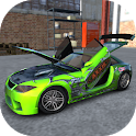 Extreme Car Simulator 2016 icon