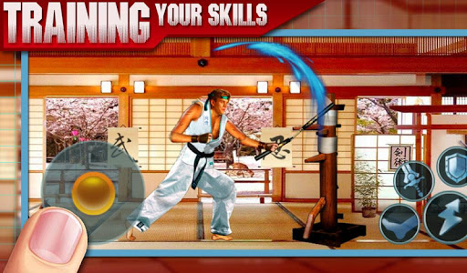 Ninja Kungfu Street of Fight