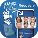 Deleted photo video recovery - Best 2021 recovery icon