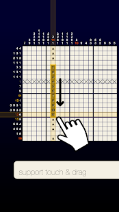 Picross galaxy Screenshot