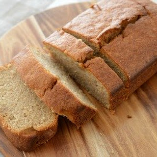 Easy Wholemeal Banana Bread