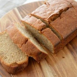 Easy Wholemeal Banana Bread